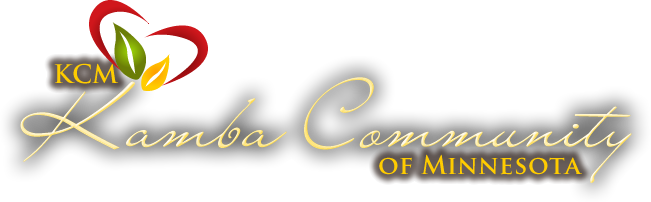 KCM (Kamba Community of Minnesota) Logo